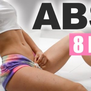 DO THIS EVERYDAY To Get Abs | 8 MIN of Controlled Exercises For Faster Results - Home Workout
