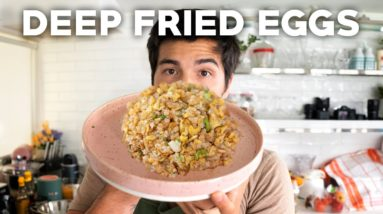 Easy Fried Rice Recipe and Technique (Uncle Roger Approved?)
