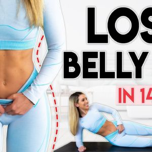 GET ABS & LOSE BELLY FAT in 14 Days (Best of 2020 Abs) | Home Workout