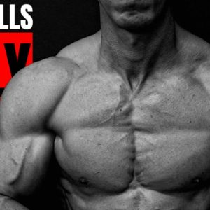 """How to Build """"PERFECT"""" Shoulders (DUMBBELLS ONLY!)"""