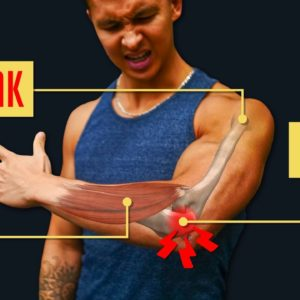 How To Fix Elbow Pain (BULLETPROOF YOUR ELBOWS!)