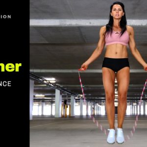 How To Jump Rope For Beginners | Basic Bounce