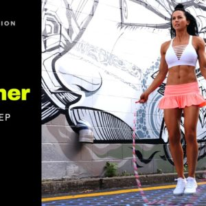 How To Jump Rope Like a Boxer | Beginner Boxer Step