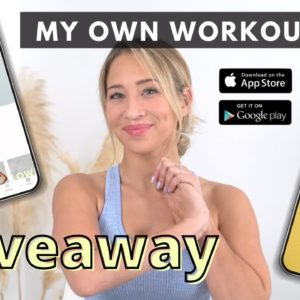 ITS FINALLY HERE: MY OWN WORKOUT APP