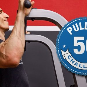 Jeff Cavaliere's Athlean-X Pull-Up Challenge (ALL LEVELS!)