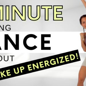 Morning Dance Workout - Get ENERGIZED in 6 MINUTES!