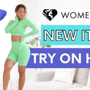 NEW ACTIVEWEAR from Women's Best // Try on haul + REVIEW