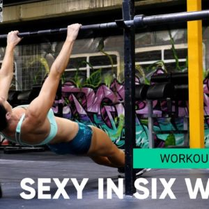 GET LEAN AND STRONG PROGRAM | 💋  SEXY IN SIX WEEKS - WORKOUT No.24 UPPER