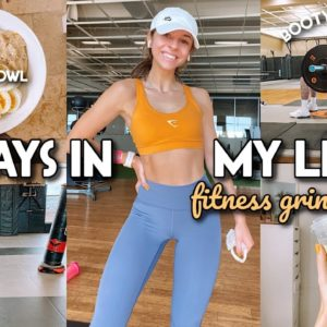 100 HIP-THRUSTS WORKOUT, HEALTHY MEALS, SPRING VIBES | Vlog