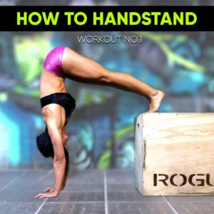 HOW TO HANDSTAND - WORKOUT 1 - Dlete