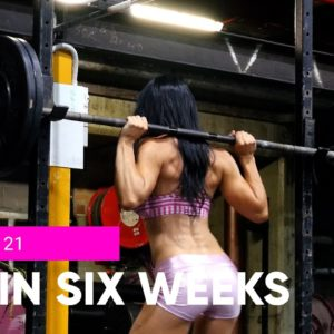 GET LEAN AND STRONG PROGRAM | 💋 SEXY IN SIX WEEKS -  WORKOUT No.21 LOWER + CORE