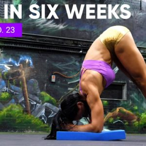 GET LEAN AND STRONG PROGRAM | 💋  SEXY IN SIX WEEKS -  WORKOUT No.23 LOWER + CORE