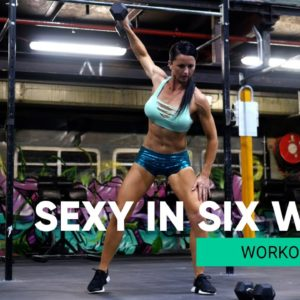 WORKOUT No. 4 UPPER 💋  SEXY IN SIX WEEKS Full Body Strength Program
