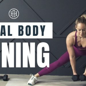 Total Body Strength & Toning // Dumbbell Workout