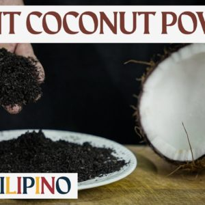 You Should Make This Beef Soup with Burnt Coconut (Filipino Tiyula Itum)