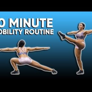 20 MIN LOWER BODY MOBILITY ROUTINE