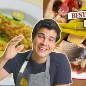 Bangus Cooked 2 Ways! Paksiw and A la Pobre by Erwan Heussaff