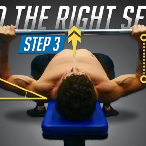 How To Bench Press Based On Your Anatomy (More Gains, Less Injury)