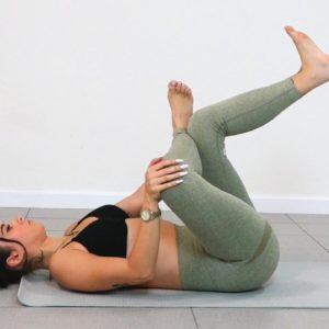 Post Workout Stretches for Glutes, Hamstrings, Inner Thighs, and Quads