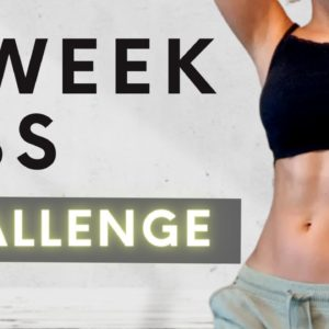 2 WEEK ABS | ABS Workout Challenge
