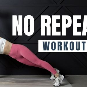 🔥Bring the Heat NO REPEATS! Total Body Workout