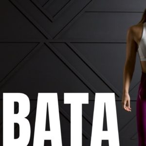 TABATA // Total Body Workout (No Weights)
