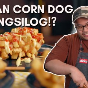 This Isn't Your Traditional Korean Corn Dog