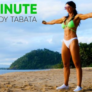 20 Minute Full Body HIIT TABATA Workout
