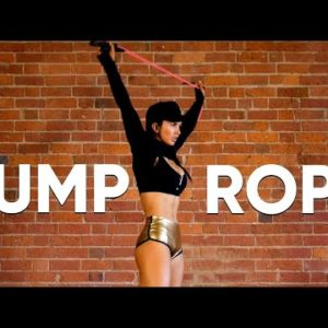 20 MINUTE Jump Rope Workout To Lose Weight