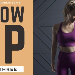 ⭐GLOW UP CHALLENGE // DAY 3: Legs & Booty AMRAP Workout