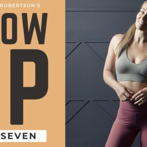 ⭐GLOW UP CHALLENGE // Day 7: No Repeats HIIT Workout