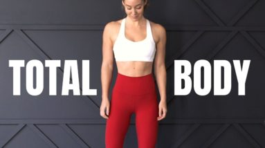 Intense TOTAL BODY Workout // Strength Training