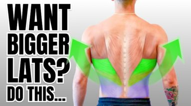 Make Your Back Wider [2 Best Exercises Few Know Exist]
