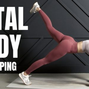 No Jumping TOTAL BODY // LOW IMPACT Workout