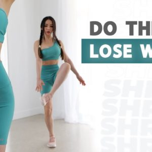 DO THIS Workout To Lose Weight   2 Weeks Shred Challenge 2021