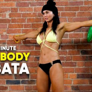 30 Minute Full Body HIIT TABATA Workout