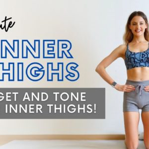 INNER THIGH BURN WORKOUT | Target and Tone Your Inner Thighs