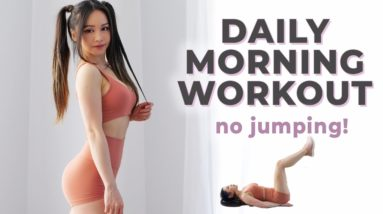 Do This Morning Workout Everyday.. If you want to