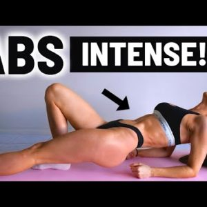 Hardest ABS Workout EVER (8 MINUTES OF PAIN = FAST RESULTS!)