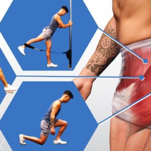 The Best Glutes Workout To Grow Your Flat Butt (GYM OR HOME!)