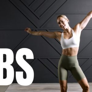 10 Minute Ab Workout // Core Strength Training