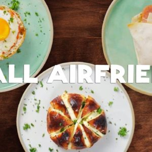 3 Viral Airfried Recipes Made With a ₱1,000 Airfryer