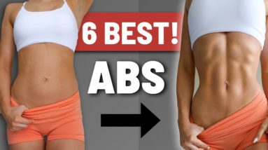 6 BEST ABS Exercises that Build the MOST Muscle (SCIENCE SAYS!)
