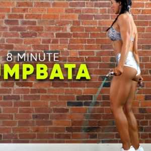 8 Minute Tabata - Intense HIIT Workout - No Repeat