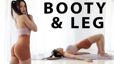 Booty Workout You Have to Try | 15 mins Booty & Legs Workout
