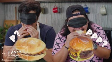 Erwan and Ninong Ry Guess Cheap Vs. Expensive Ingredients