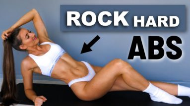 ROCK HARD Abs Workout (SIXPACK in 8 Min/Day)