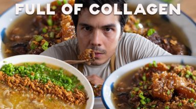 The Best Goto and Pares Recipes with Beef Tendon