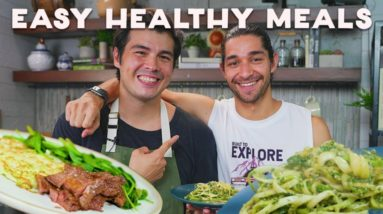 What Does Wil Dasovich Eat In A Day? (Easy Options To Stay Fit)